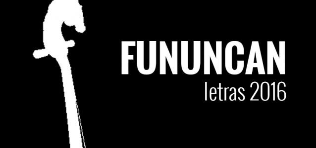 Fununcan - Letras 2016